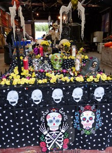 Join us in November 1 for our annual Day of the Dead Celebration.